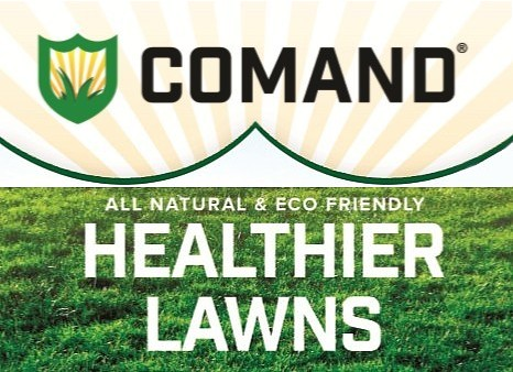All natural and eco friendly - Comand™ Turf Soil