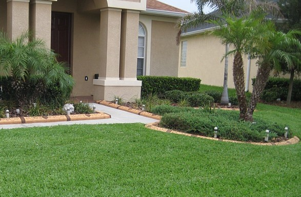 Types of Florida Landscape Grass and Lawns