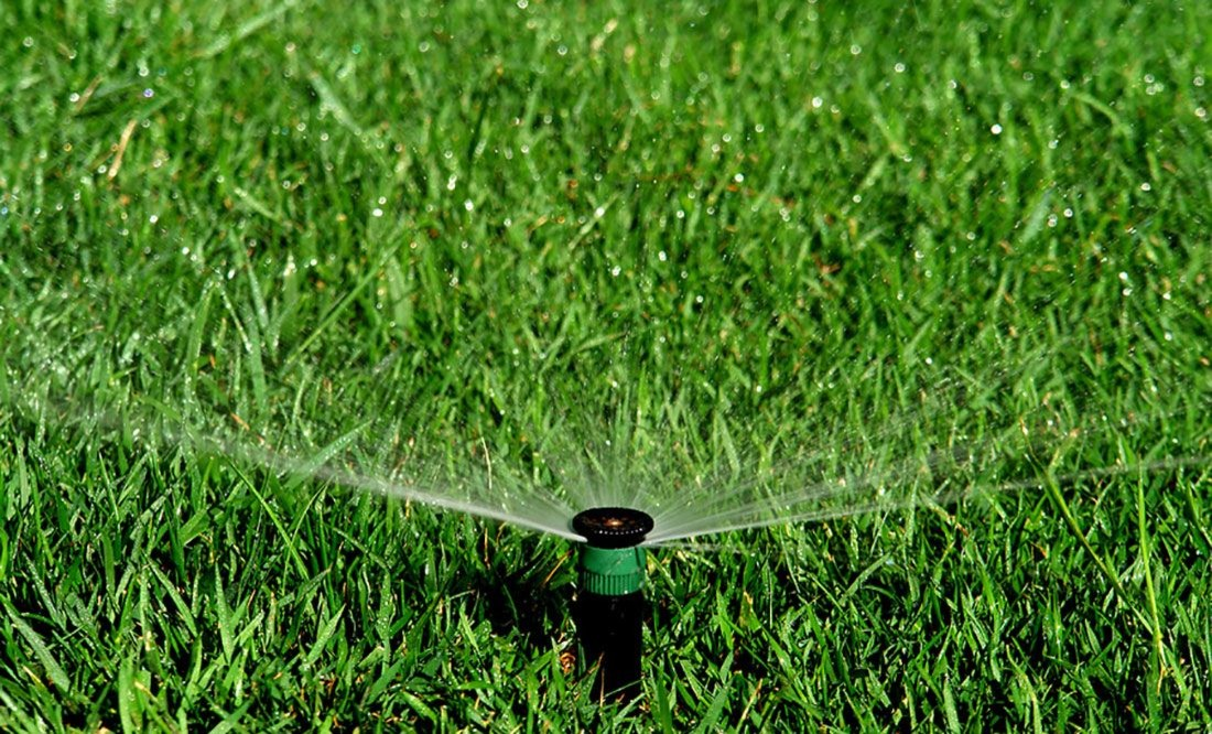 Irrigation systems installation and repair