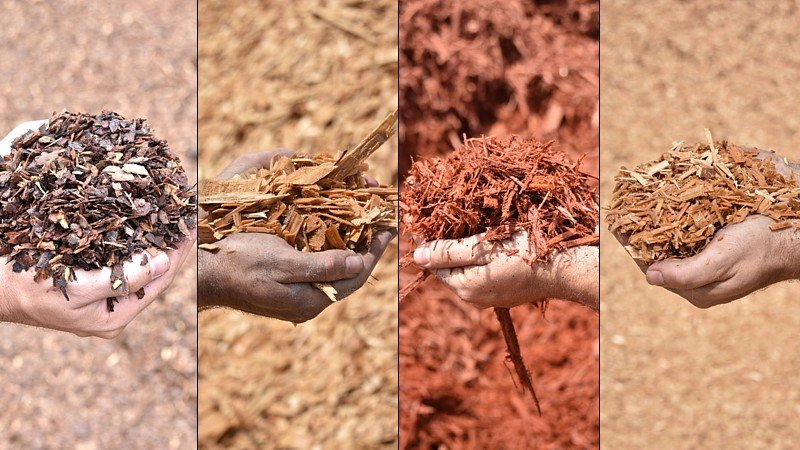 Mulch Products, Bulk and Bagged