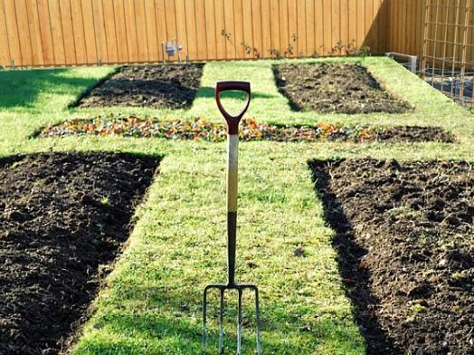 Site Preparation For Vegetable Garden