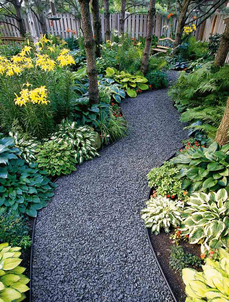 decorative walkways and paths for your property