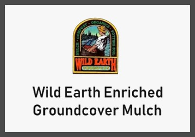 Enriched groundcover mulch