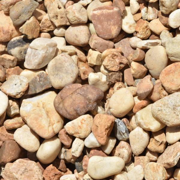 Large river rock jacksonville fl bulk or bagged delivery for Landscaping rocks jacksonville