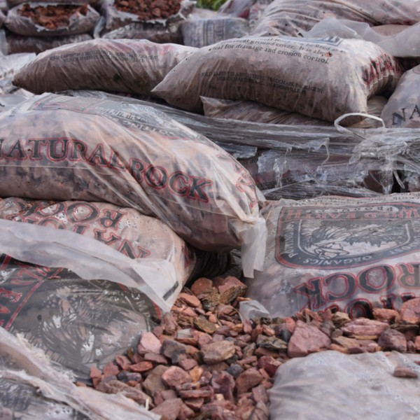 Lava rock sale jacksonville fl bulk or bagged delivery for Landscaping rocks jacksonville